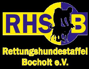 Link zur Webseiter der Rettungshundestaffel Bocholt
